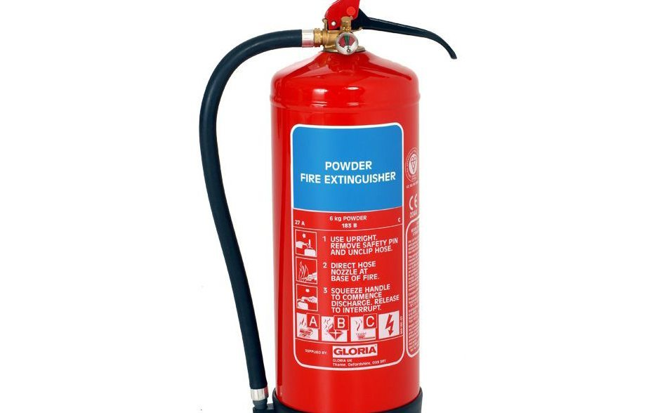 Portable Dcp Fire Extinguishers Haseen Habib Trading Pvt Ltd