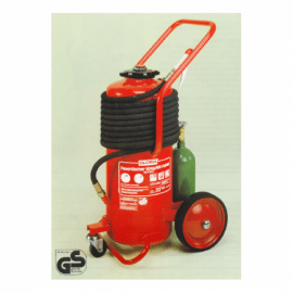 Wheeled Fire Extinguishers