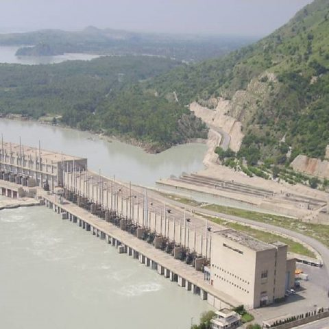 Tarbela Power House